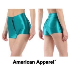 "American Apparel ""The Disco Short"""
